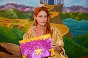 הפעלת יום הולדת כוכבי הקסם